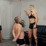 Mistress Zita In Scene: Caress and slap – CRUEL PUNISHMENTS – SEVERE FEMDOM – HD/720p/MP4