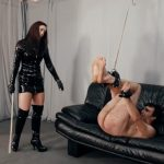 Mistress Anette In Scene: Slave's brutal day Part 3 – CRUEL PUNISHMENTS – SEVERE FEMDOM – HD/720p/MP4