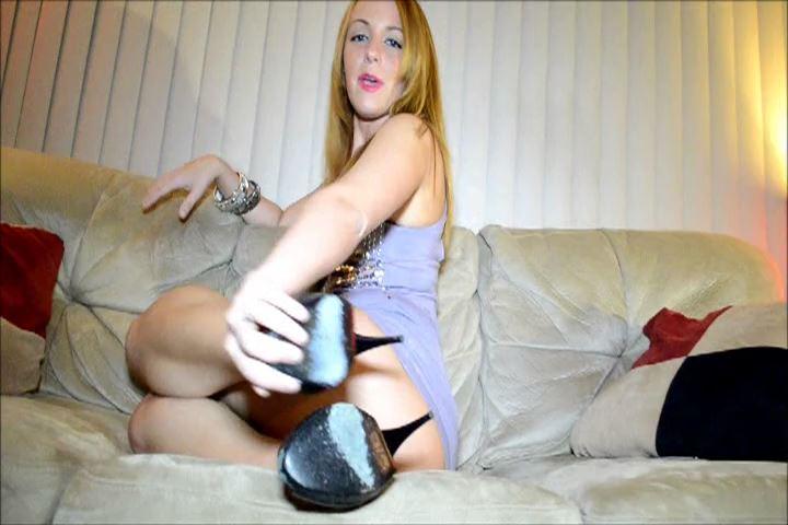 Mistress Cristine In Scene: Pump Cum Bitch Pt.1 - CURIOUS CRISTINE - SD/480p/MP4