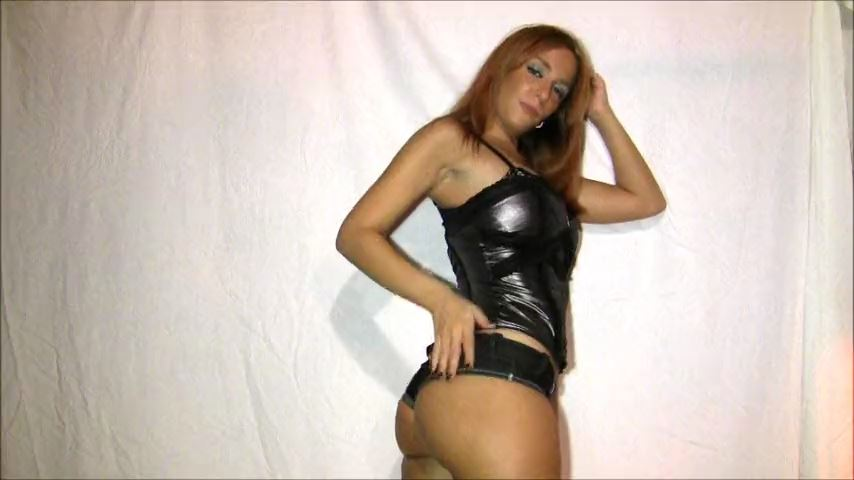 Mistress Cristine In Scene: Racist Ass Worship - CURIOUS CRISTINE - SD/480p/MP4