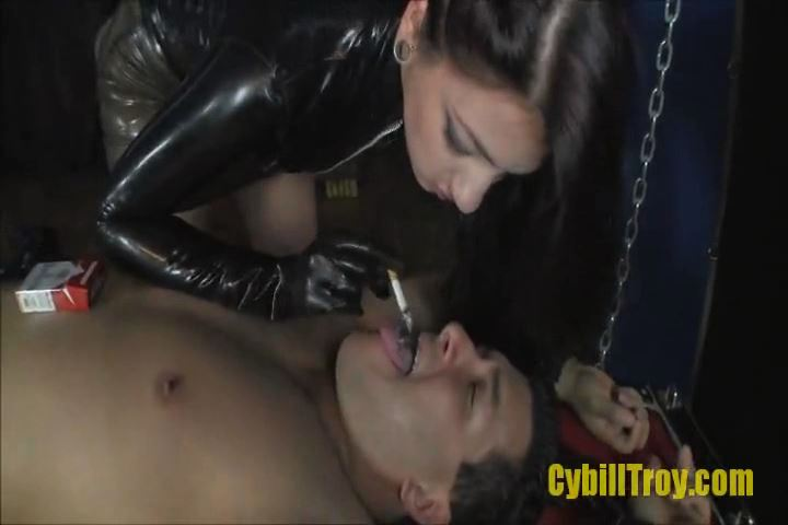 Mistress Cybill Troy In Scene: Captive Ashtray - CYBILL TROY`S DTLA DOMINAS / CYBILLTROY - SD/480p/MP4