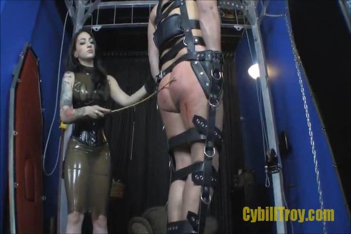 Mistress Cybill Troy In Scene: Learn to Love the CANE - CYBILL TROY`S DTLA DOMINAS / CYBILLTROY - SD/480p/MP4