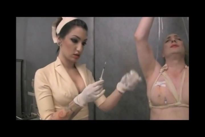 Mistress Cybill Troy In Scene: THE CRYING GAME CLIP 4: Head Shaving, Forced Feminization, Injections, Piercings & Medical Torments - CYBILL TROY`S DTLA DOMINAS / CYBILLTROY - SD/480p/MP4