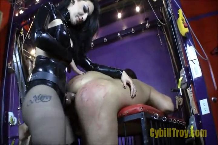 Mistress Cybill Troy In Scene: Hard & Deep - CYBILL TROY`S DTLA DOMINAS / CYBILLTROY - SD/480p/MP4