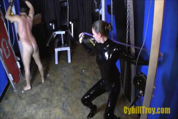 Whipped by Mona Rogers - CYBILL TROY`S DTLA DOMINAS / CYBILLTROY - SD/480p/MP4