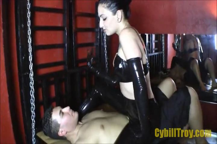 Mistress Cybill Troy In Scene: You'll Always Be My BITCH - CYBILL TROY`S DTLA DOMINAS / CYBILLTROY - SD/480p/MP4