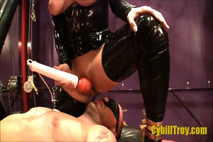 Stella Cruz In Scene: FemDom Facial: High Volume SQUIRTING - CYBILL TROY`S DTLA DOMINAS / CYBILLTROY - SD/480p/MP4