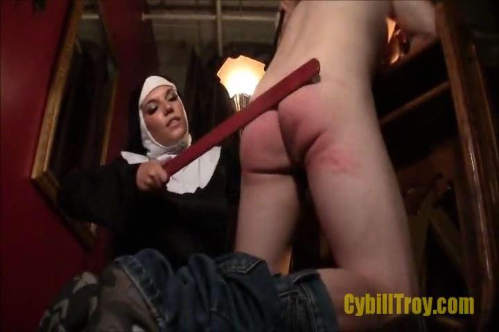 Elena DeLuca In Scene: Atone for your Sins - CYBILL TROY`S DTLA DOMINAS / CYBILLTROY - SD/480p/MP4