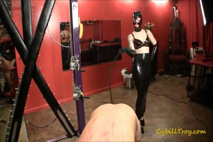 Mistress Cybill Troy In Scene: Wounds Ripped Open - CYBILL TROY`S DTLA DOMINAS / CYBILLTROY - SD/480p/MP4