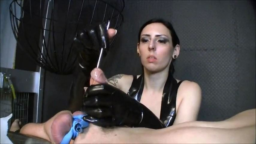 Mistress Cybill Troy In Scene: Cock Probe Chastity - CYBILL TROY`S DTLA DOMINAS / CYBILLTROY - SD/480p/MP4