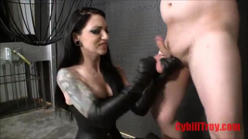 Mistress Cybill Troy In Scene: Broken Balls - CYBILL TROY`S DTLA DOMINAS / CYBILLTROY - SD/480p/MP4