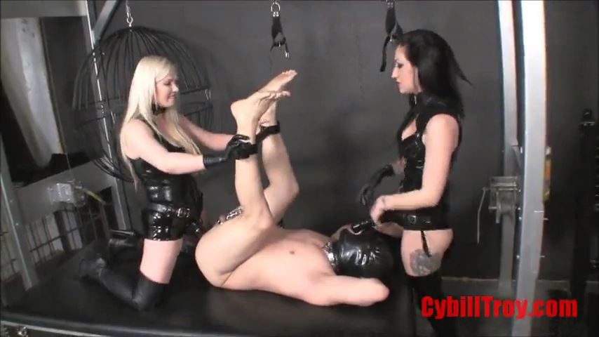 Mistress Cybill Troy In Scene: Anal Abuse - CYBILL TROY`S DTLA DOMINAS / CYBILLTROY - SD/480p/MP4