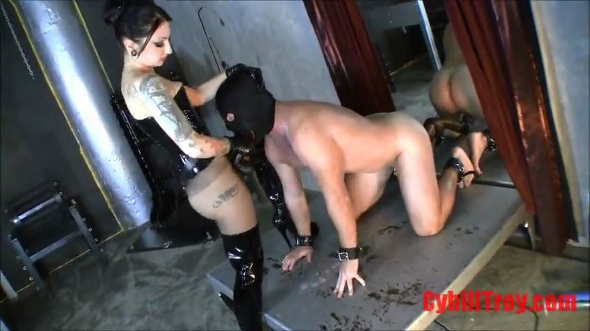 Mistress Cybill Troy In Scene: Fuck & Suck - CYBILL TROY`S DTLA DOMINAS / CYBILLTROY - SD/480p/MP4