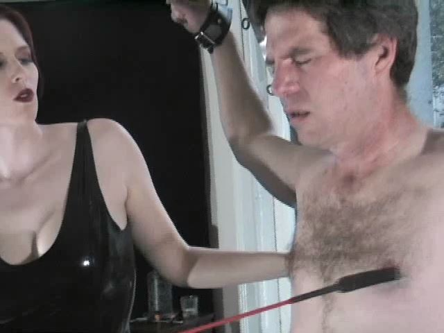 Domina M In Scene: Tender Nipples, 3rd Installent - DOMINA M`s SLAVE TRAINING - SD/480p/MP4