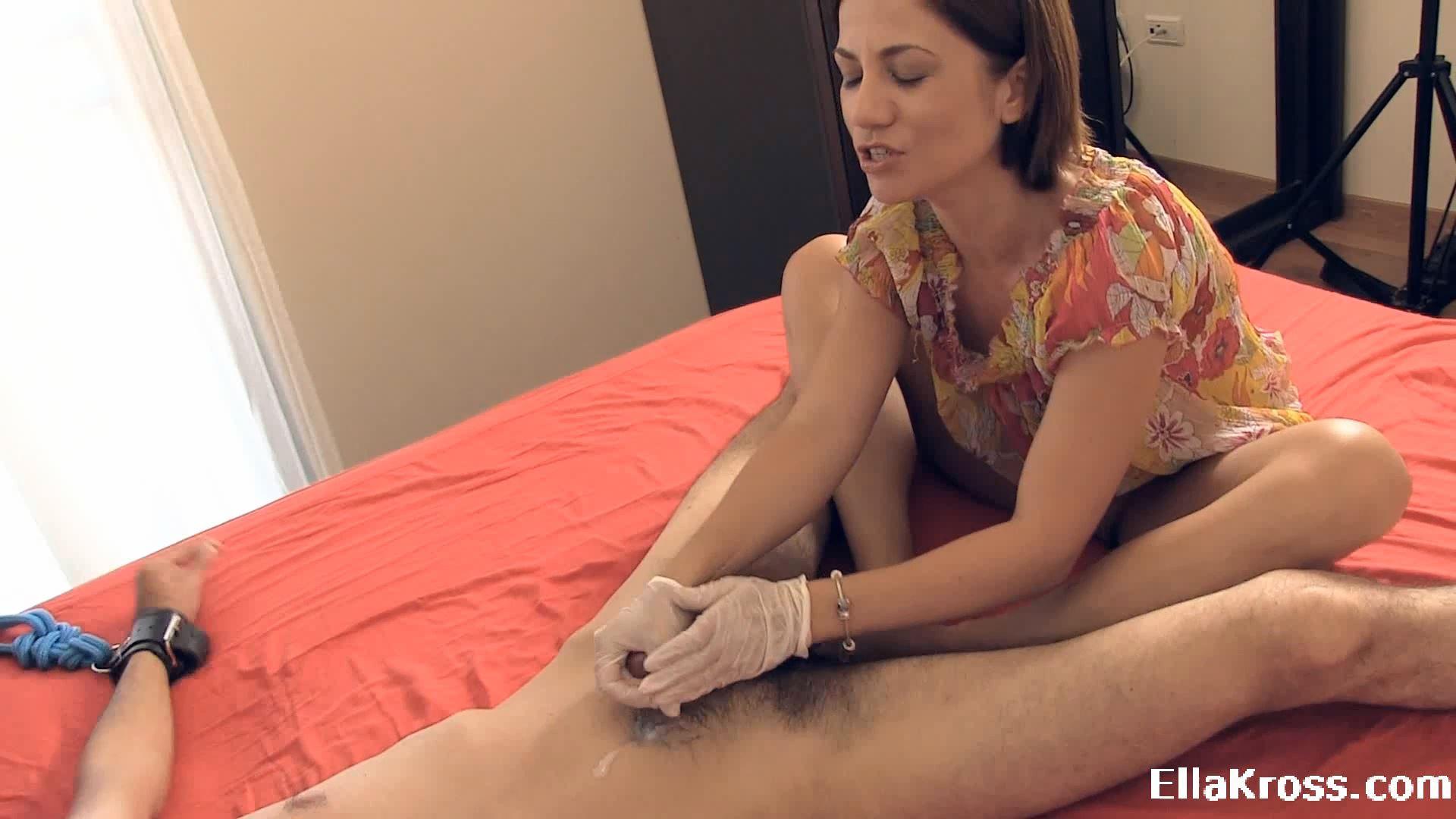 Ella Kross In Scene: Milking my Slave - ELLAKROSS - FULL HD/1080p/MP4