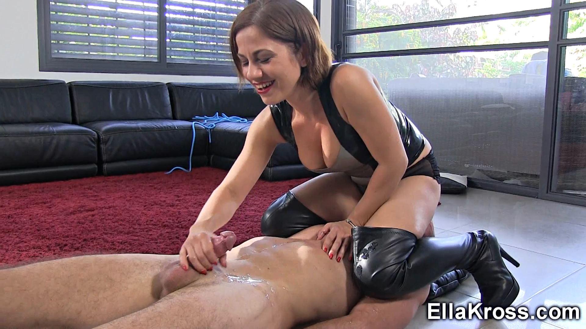Ella Kross In Scene: Four Totally Ruined Orgasms - ELLAKROSS - FULL HD/1080p/MP4
