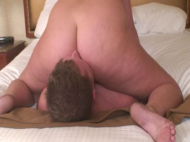 Thick blonde discovers facesitting and ass worship Part 2 - FEMDOMARMY - SD/480p/MP4