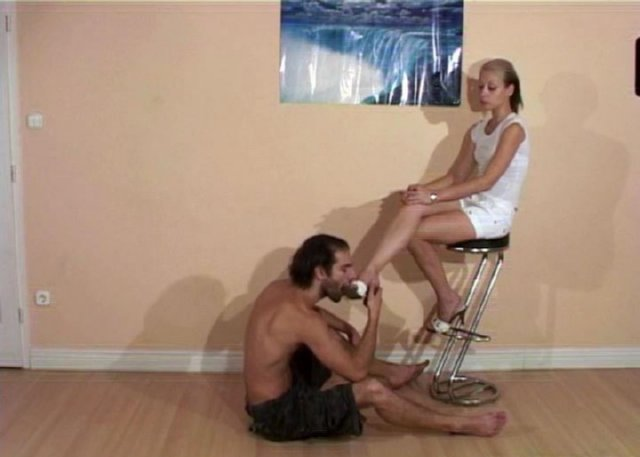 Nancy In Scene: Nancys Punishment Part 1 - FEMALEDOM - SD/540p/MP4