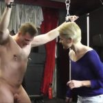 Miss Athena In Scene: Spitting, Paddle and Nipple Torture – DEUTSCHE DOMINAS / GERMANY FEMDOM – SD/406p/MP4