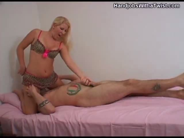SMOTHERED, TEASED AND DRAINED - HANDJOBSWITHATWIST - SD/480p/MP4
