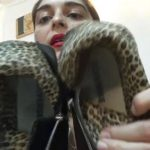 MISTRESS ROBERTA In Scene: My converse sneakers needs your tonguepov – HOUSE OF PAIN – LQ/384p/MP4