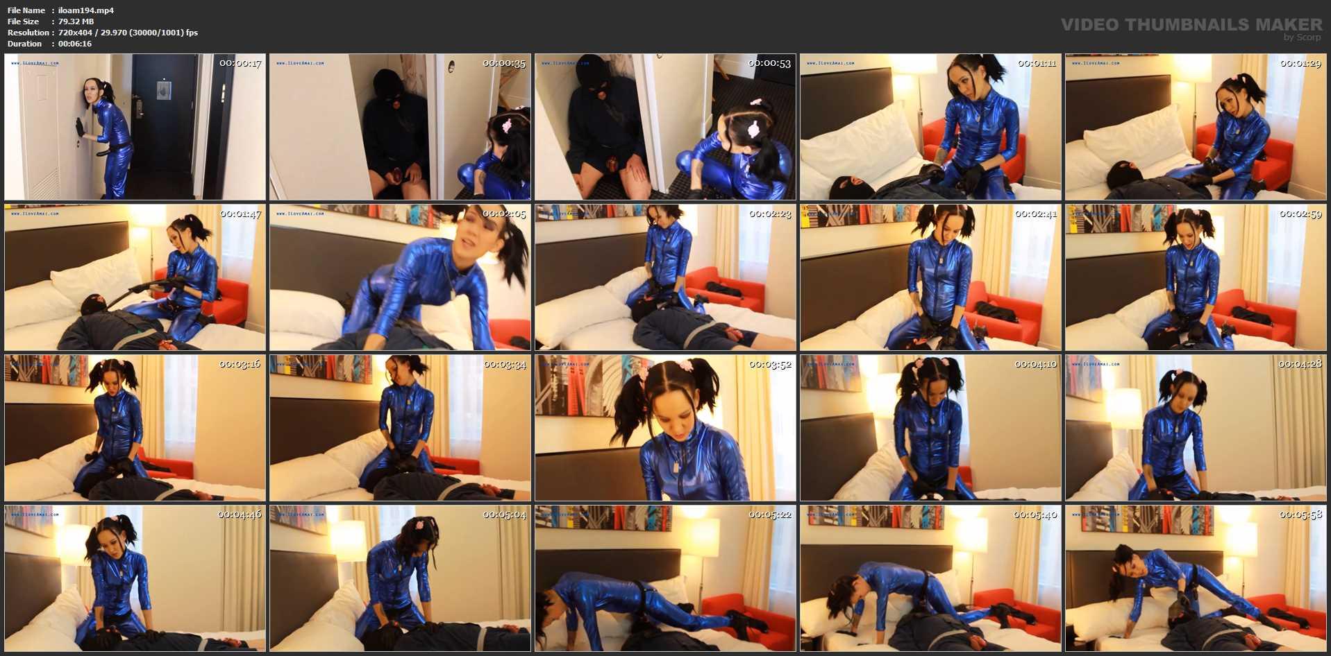 Princess Amai Liu In Scene: CLOSET CUCK - PLAY WITH AMAI / ILOVEAMAI - SD/404p/MP4