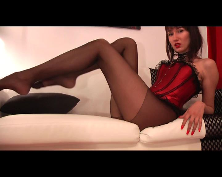 Jolie Lacroix In Scene: Pantyhose And Stocking - JOLIE LACROIX THE ENSLAVER - SD/576p/MP4