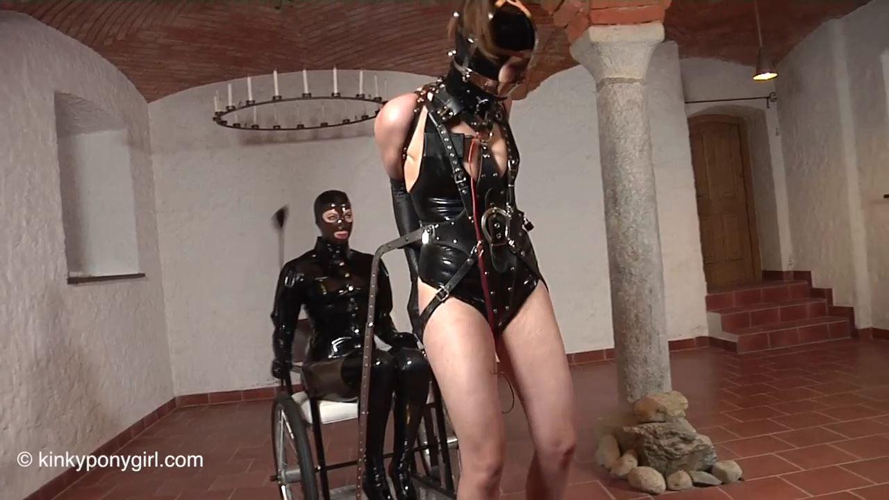 Anna & Charlotte Part 2 - KINKYPONYGIRL - HD/720p/MP4