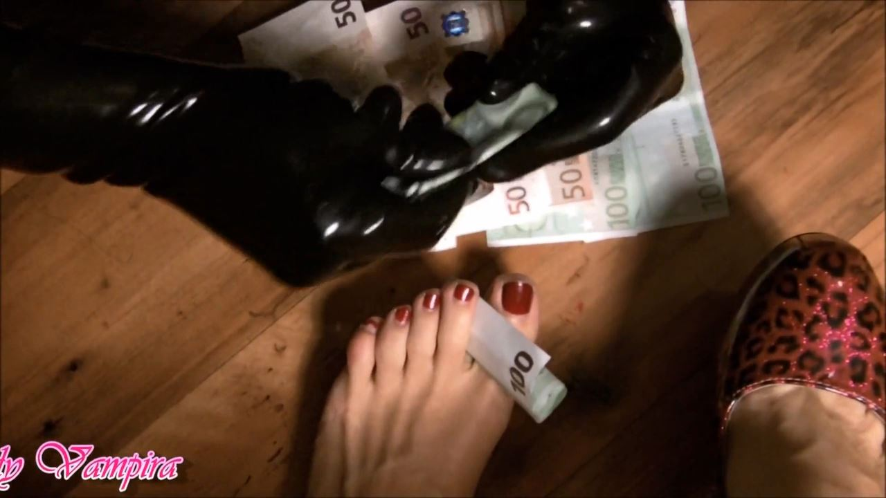 Lady Vampira In Scene: FINE PAYPIG, COUNT THE MONEY - PIN UP DOMINATION BY LADY VAMPIRA - HD/720p/MP4