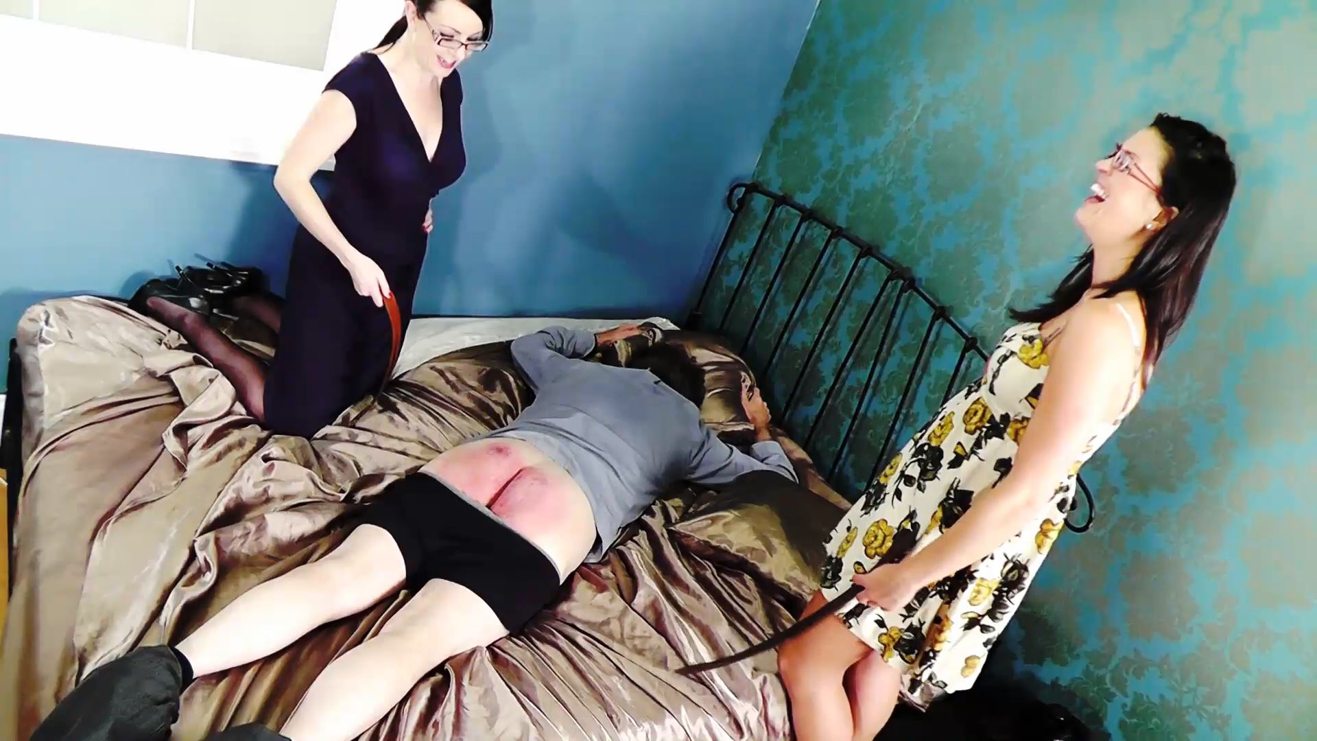 Jessica Wood In Scene: Monthly punishment Part 2 - MISSJESSICAWOODVIDEOS - FULL HD/1080p/MP4