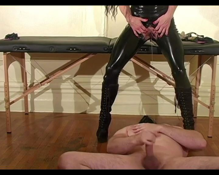 Used and Abused: Part III: Slave Humiliated - MISTRESS TRISH - SD/576p/MP4