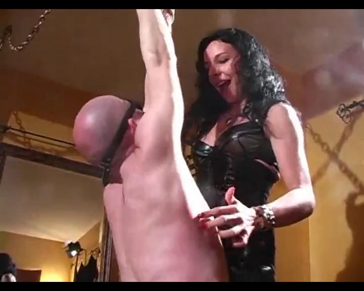 Detained and Subjected: Tickling - MISTRESS TRISH - SD/576p/MP4