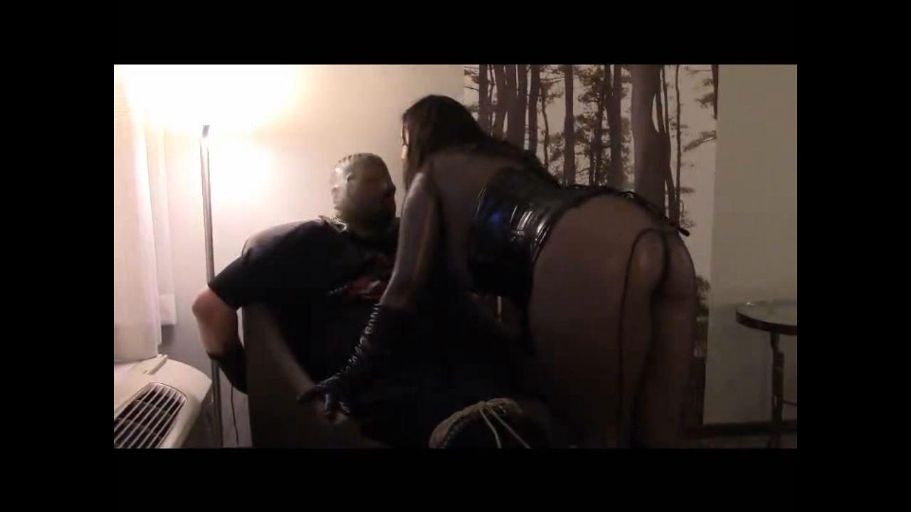 Mistress Xena In Scene: Dominating doughboy in Detroit Part 3 - BIZARRE CINEMA - HD/720p/MP4