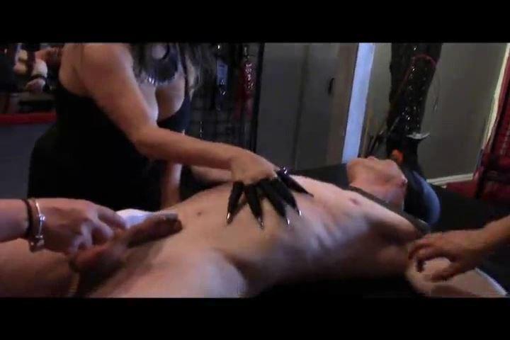 Mistress Xena In Scene: Sadistic Ticklers Part 5 - BIZARRE CINEMA - SD/480p/MP4