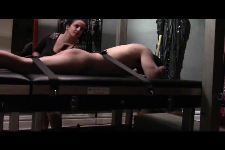 Mistress Xena In Scene: Harsh Spanking - BIZARRE CINEMA - SD/480p/MP4