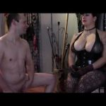 Mistress Xena In Scene: Jerk That Little Dick – BIZARRE CINEMA – SD/480p/MP4