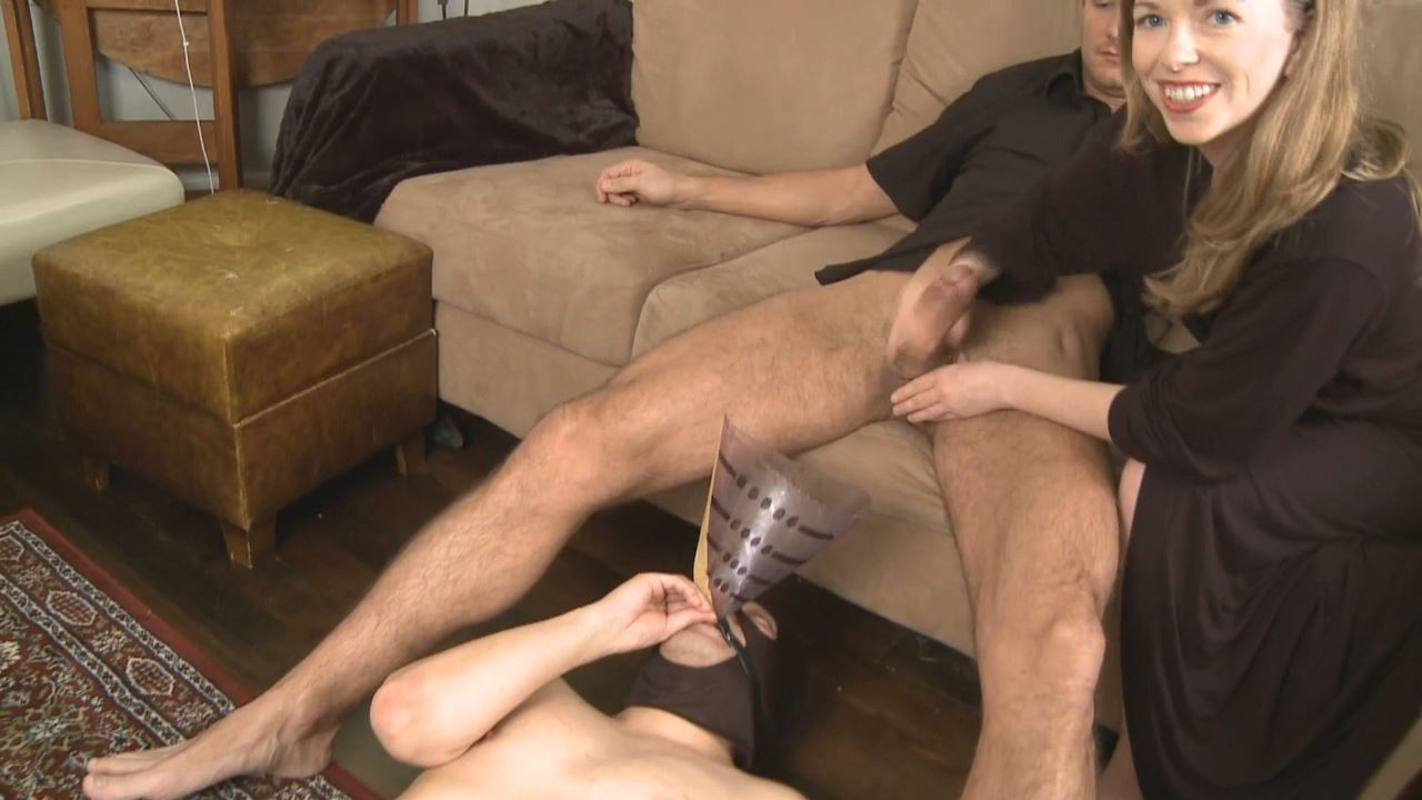 Mistress T In Scene: Gimp Cum Funnel - MISTRESST - HD/720p/MP4
