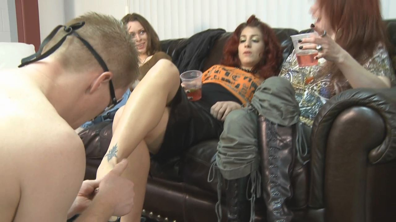 Mistress T In Scene: Goddess Party 2 Part 4 - MISTRESST - HD/720p/MP4