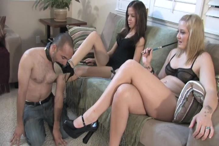 Miss Tiffany In Scene: How much of Our heels that a subs mouth can take - MISS-TIFFANY - SD/480p/MP4