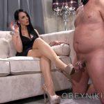 Mistress Nikita In Scene: Houseboi Shoe Service – OBEYNIKITA – HD/720p/MP4
