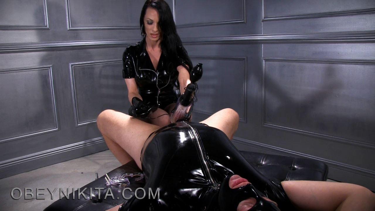 Mistress Nikita In Scene: Milked Fed - OBEYNIKITA - HD/720p/MP4