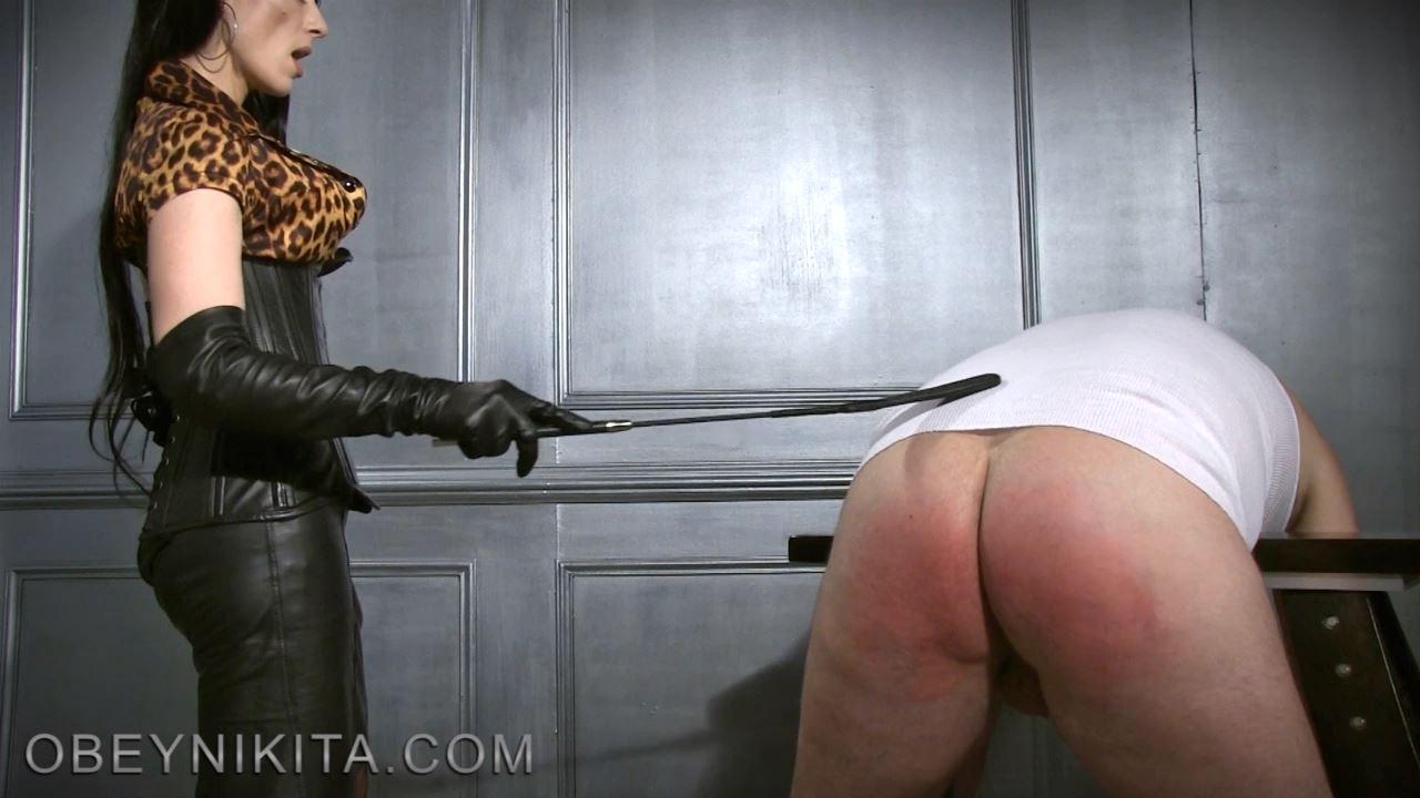 Mistress Nikita In Scene: Red Bottom Bitch Boi - OBEYNIKITA - HD/720p/MP4