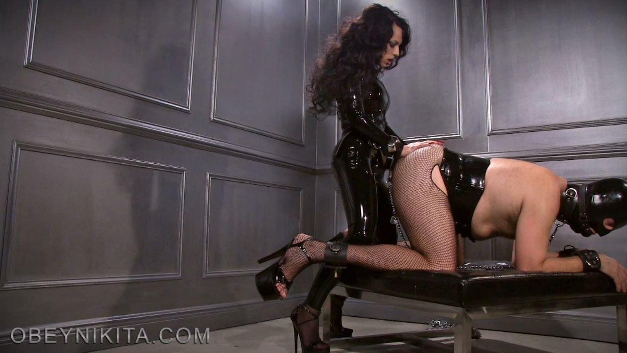 Mistress Nikita In Scene: High Heeled Fuck Slut - OBEYNIKITA - HD/720p/MP4