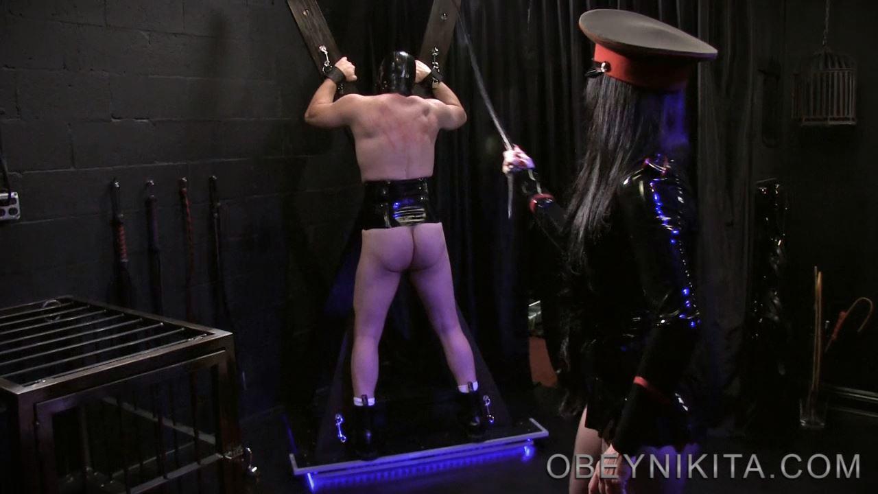 Mistress Nikita In Scene: Whipped For Fucking Part 1 - OBEYNIKITA - HD/720p/MP4