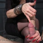 Mistress Nikita In Scene: Long Red Nails – OBEYNIKITA – HD/720p/MP4