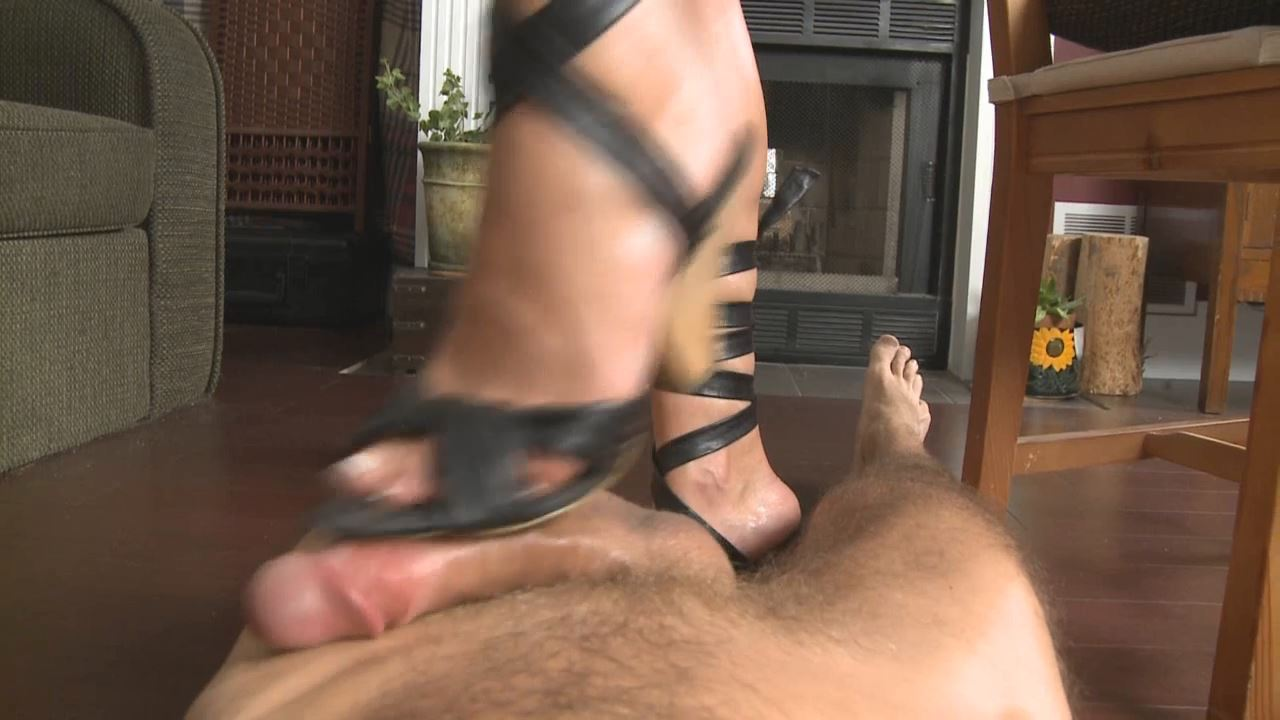 Eden's Black Strappy Shoes - PARAPHILIA51 - HD/720p/WMV