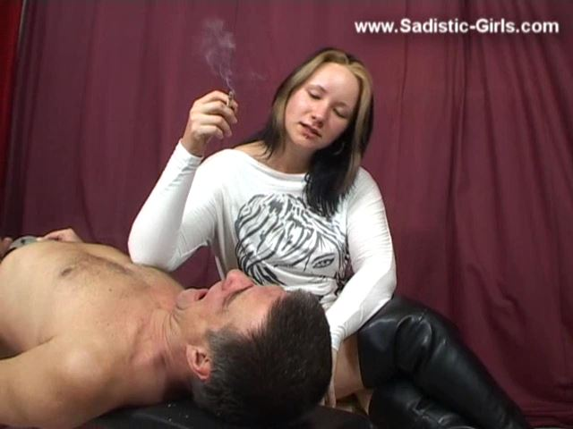 Angela Humiliating 1 - SADISTIC-GIRLS - SD/480p/MP4