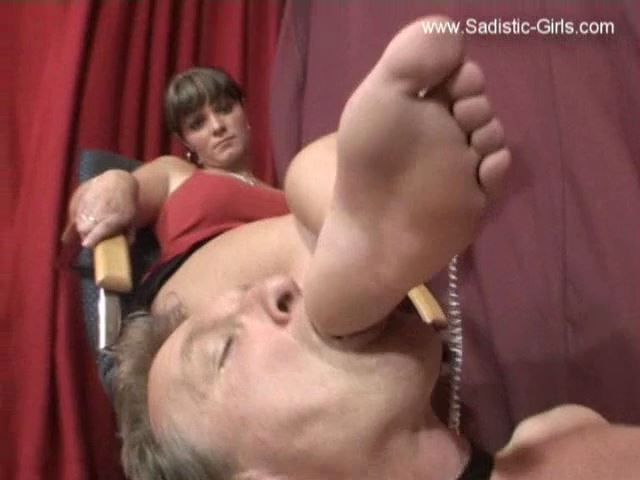Sandy Foot Worship 6 - SADISTIC-GIRLS - SD/480p/MP4