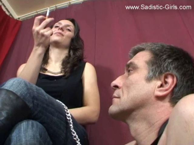 Anna Humiliating 1 - SADISTIC-GIRLS - SD/480p/MP4