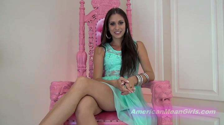 Princess Beverly In Scene: YOU WANTED THIS - THE MEAN GIRLS POV - SD/404p/MP4